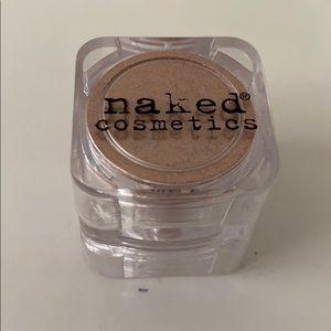 NEW naked cosmetics desert sunset shimmer pigment
